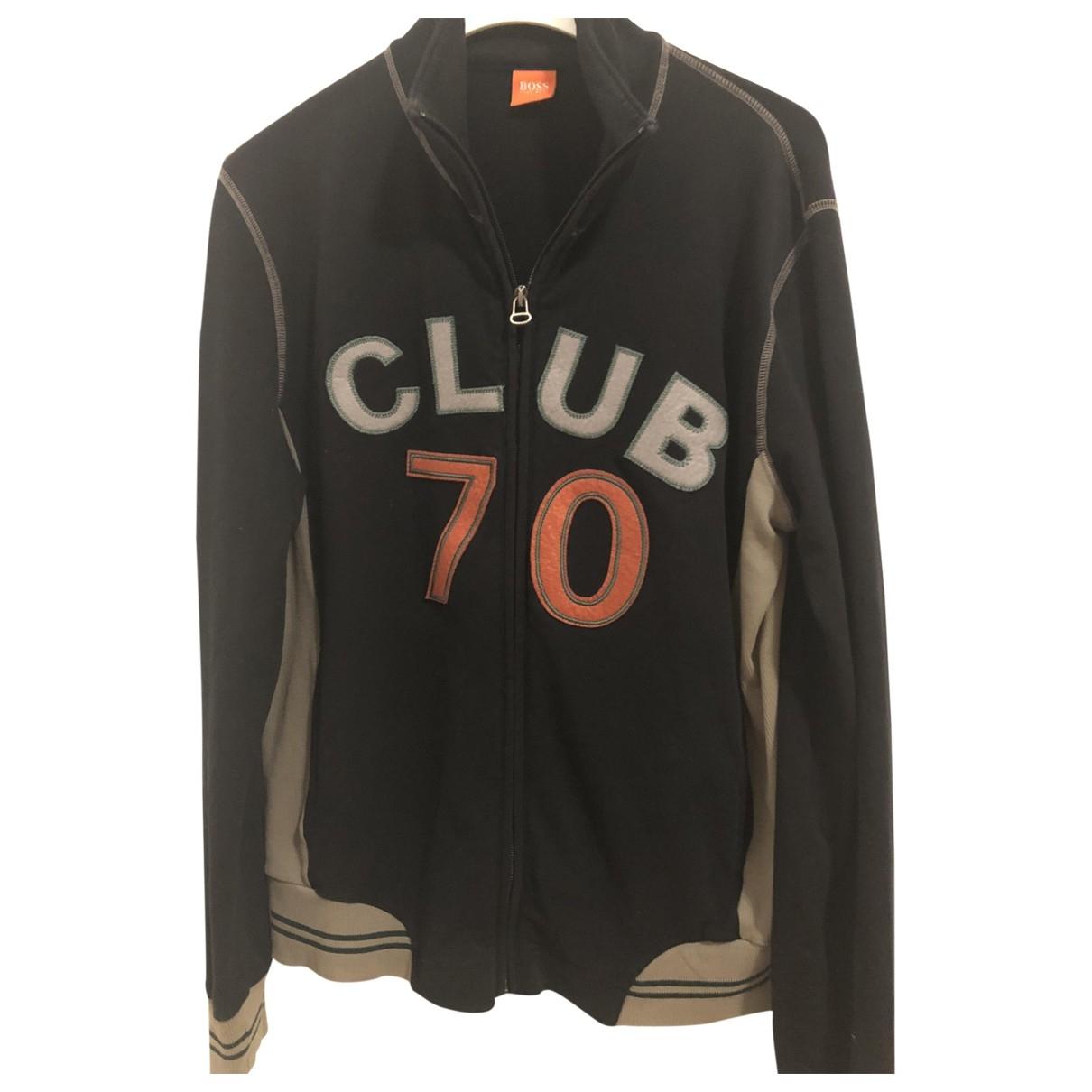 Boss Orange \N Multicolour Cotton Knitwear & Sweatshirts for Men M International