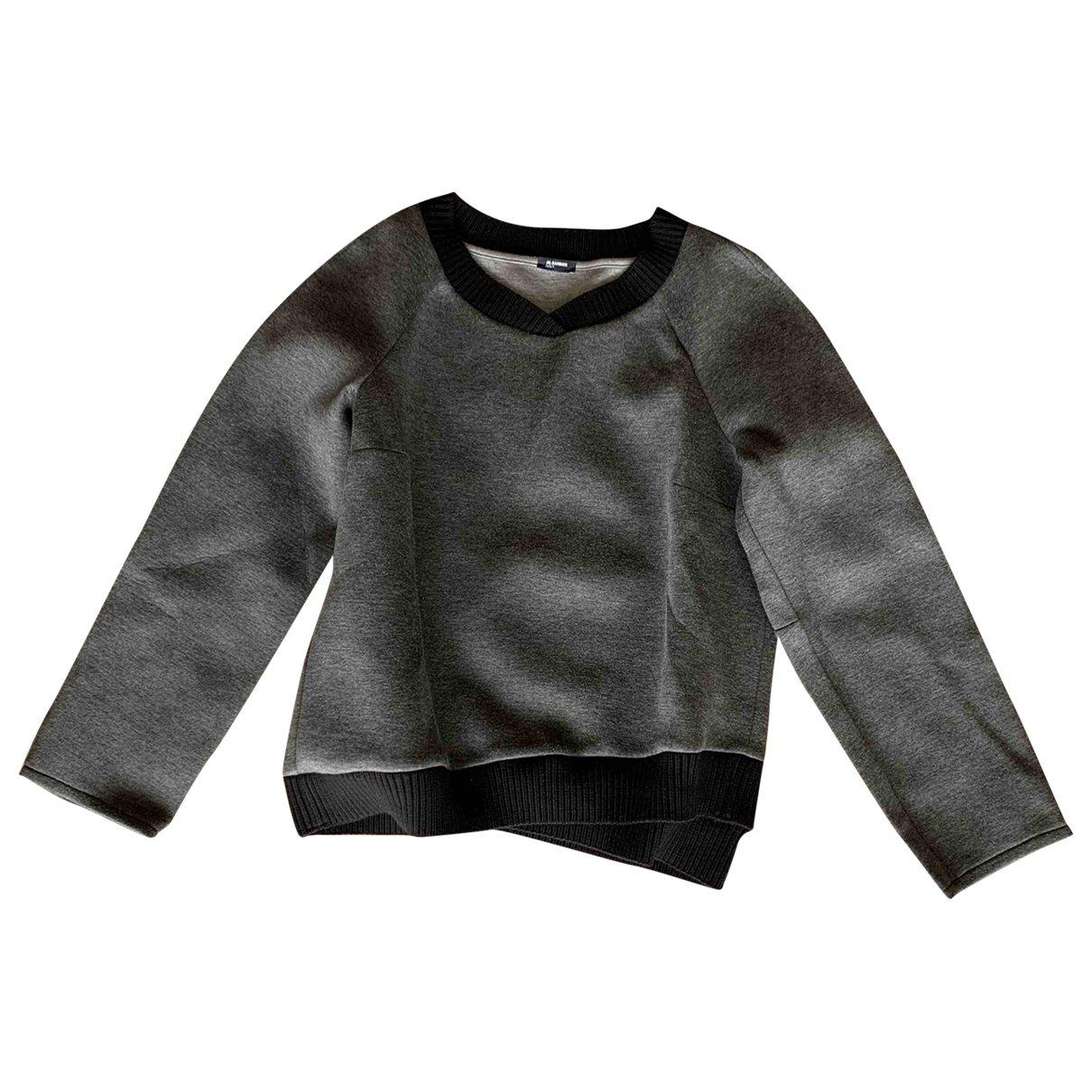 Jil Sander - Top   pour femme - gris