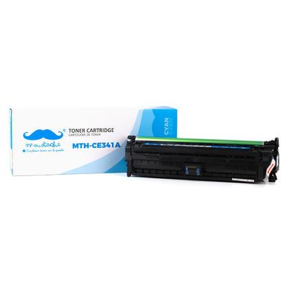 Compatible HP LaserJet Enterprise 700 Color MFP M775z Plus Toner HP 651A CE341A Cyan