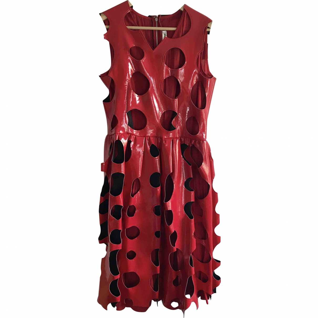 Comme Des Garcons \N Red dress for Women XS International