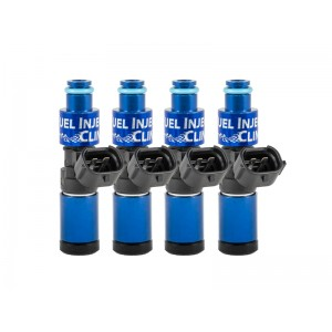 Fuel Injector Clinic IS126-2150H 2150cc Injector Set (High-Z) Mitsubishi 1990-2007