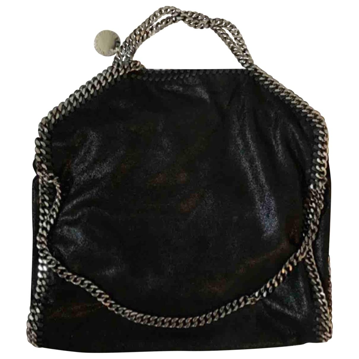Stella Mccartney Falabella Black handbag for Women \N