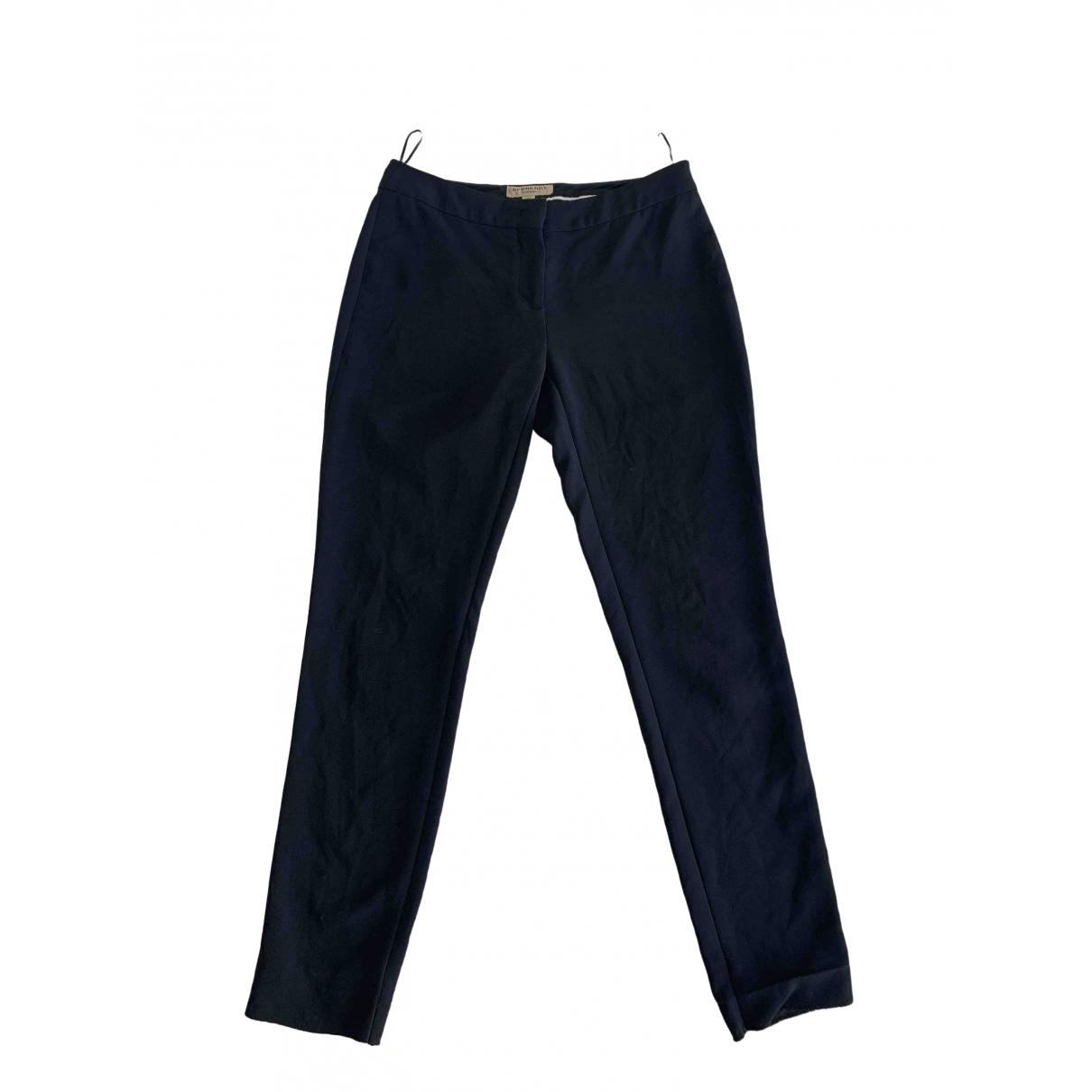 Pantalon de traje Burberry