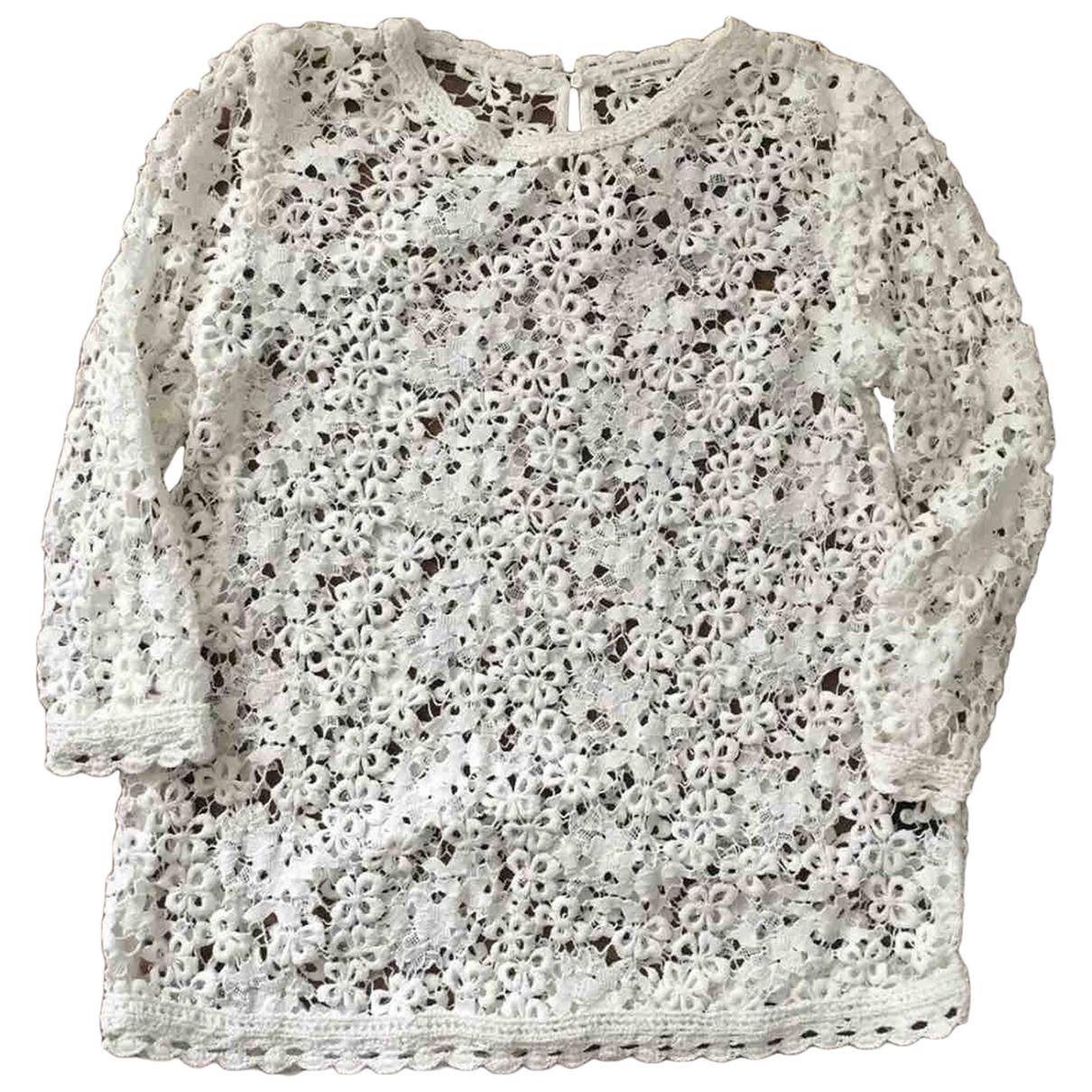 Isabel Marant Etoile \N White Cotton  top for Women 38 FR