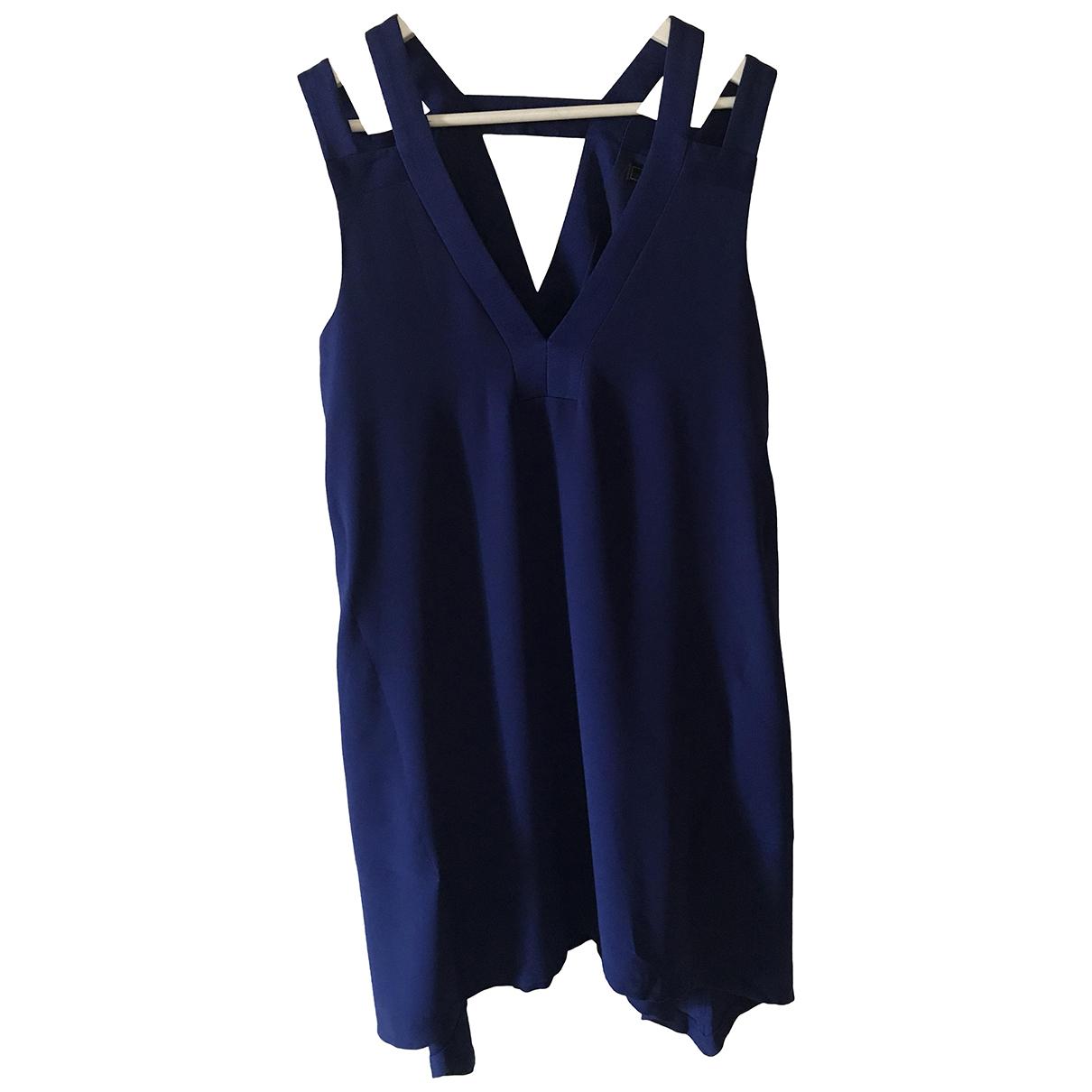 Bcbg Max Azria \N Blue dress for Women 36 FR
