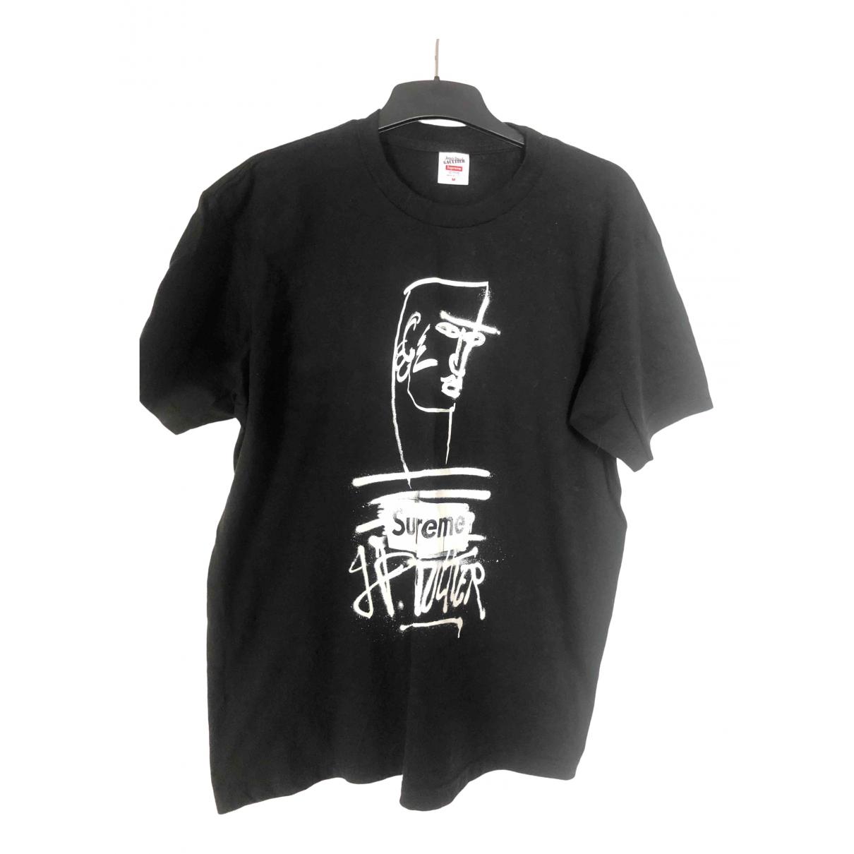 Camiseta Supreme X Jean Paul Gaultier