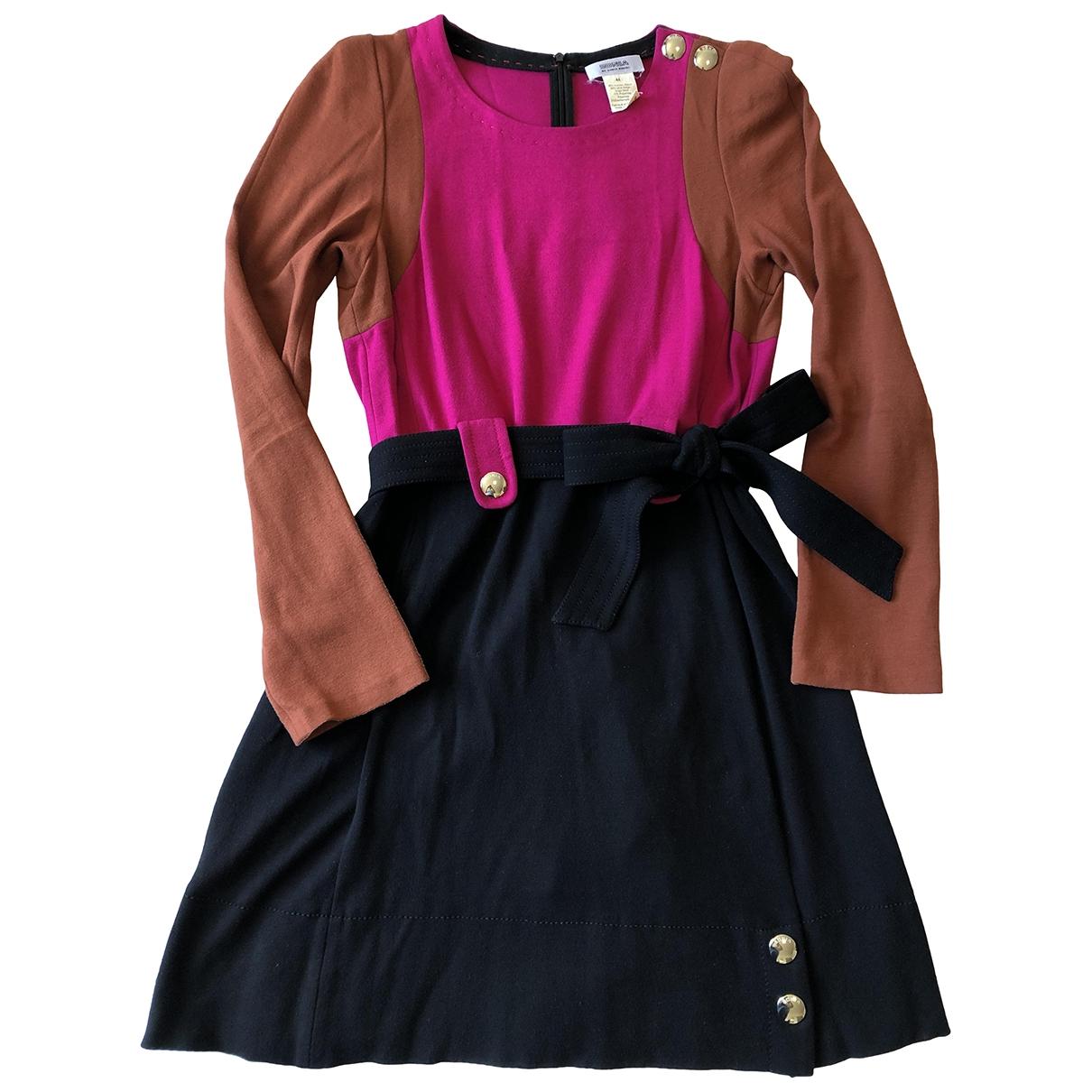 Sonia By Sonia Rykiel \N Kleid in  Bunt Viskose