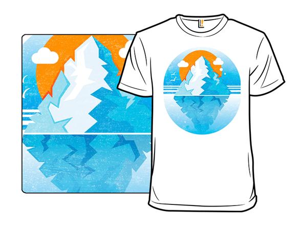 Iceberg Emblem T Shirt