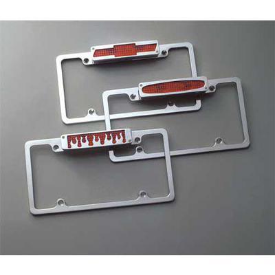AMI License Plate Frames - 54000SLPP
