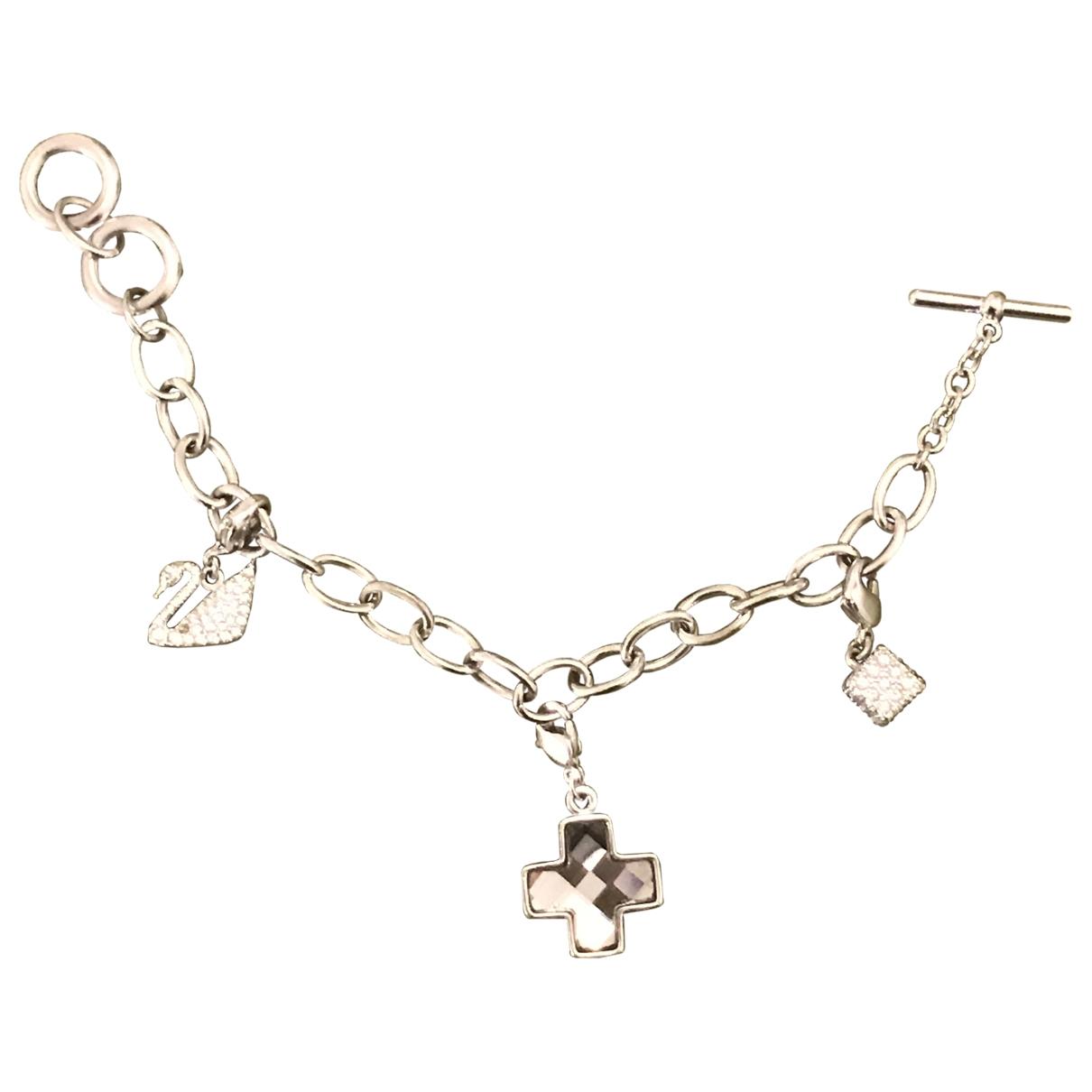 Swarovski - Bracelet   pour femme en argent - argente