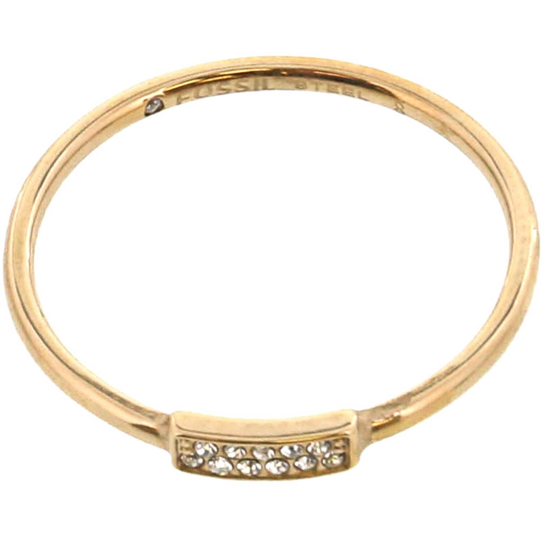 Fossil Women's Glitz Ring JF030337918