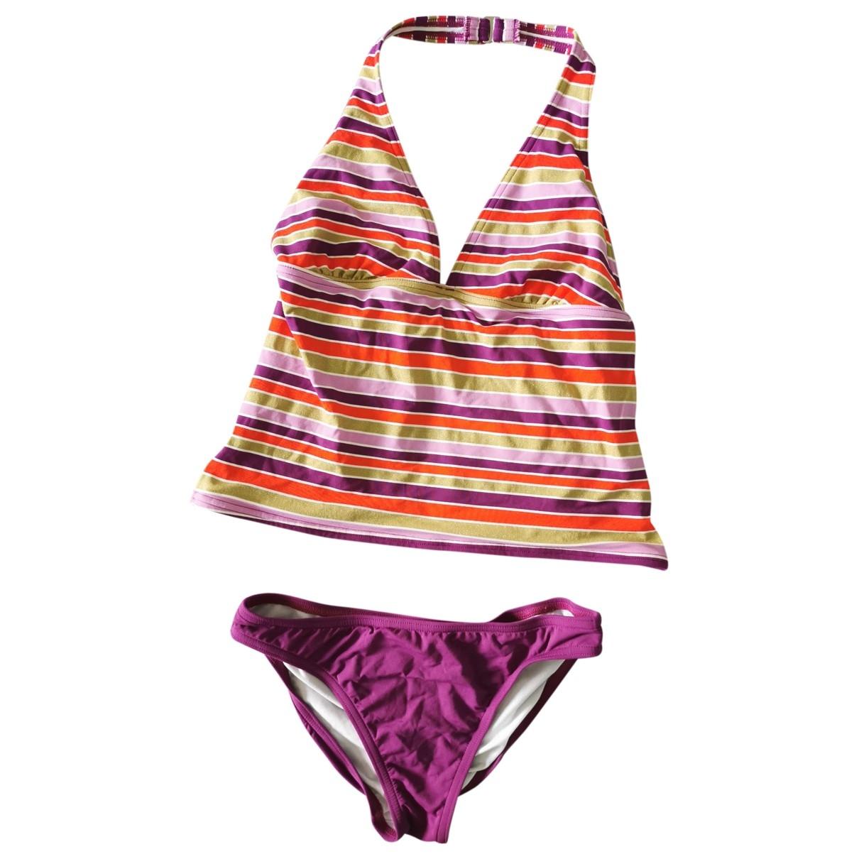 Tommy Hilfiger - Bain   pour femme en lycra - violet