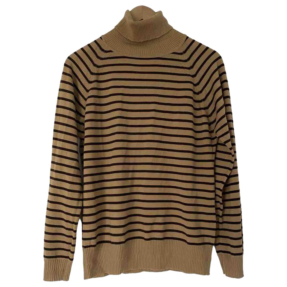 Marc Jacobs \N Pullover.Westen.Sweatshirts  in  Beige Wolle