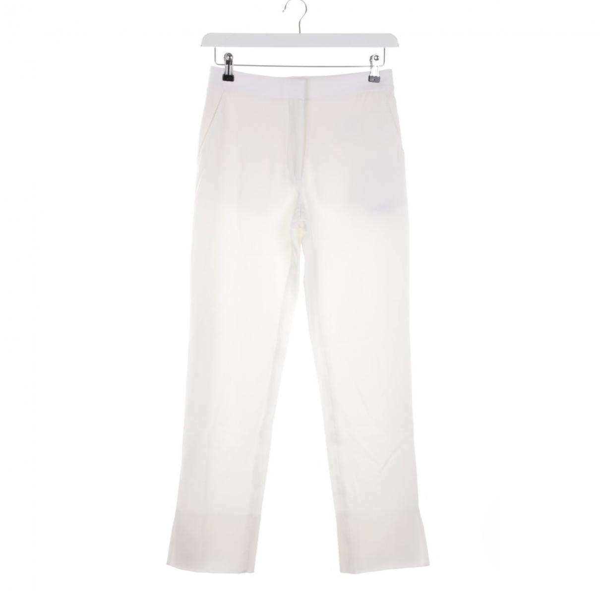 Pantalon de traje de Lana Burberry