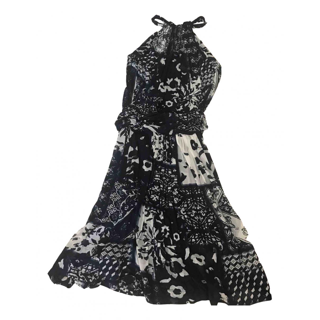 Etro \N Blue dress for Women 46 IT