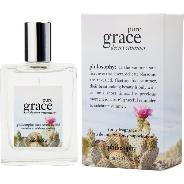 Pure Grace Desert Summer - Philosophy Eau de Toilette Spray 60 ml