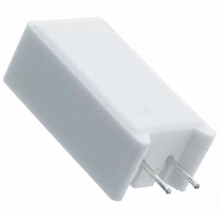 TE Connectivity 10Ω Wire Wound Resistor 5W ±5% 1623788-2 (10)