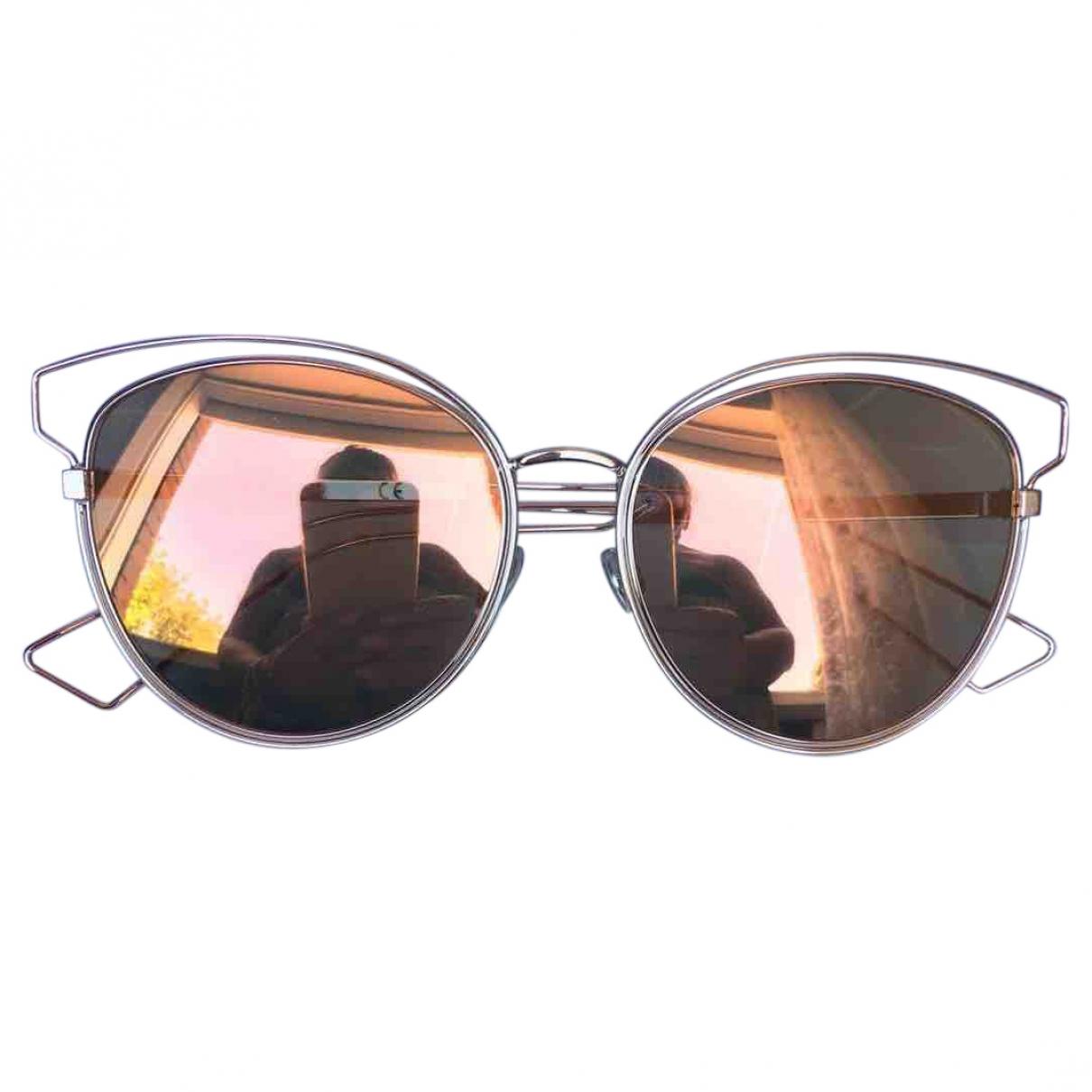 Dior Color Quake 2 Pink Metal Sunglasses for Women \N
