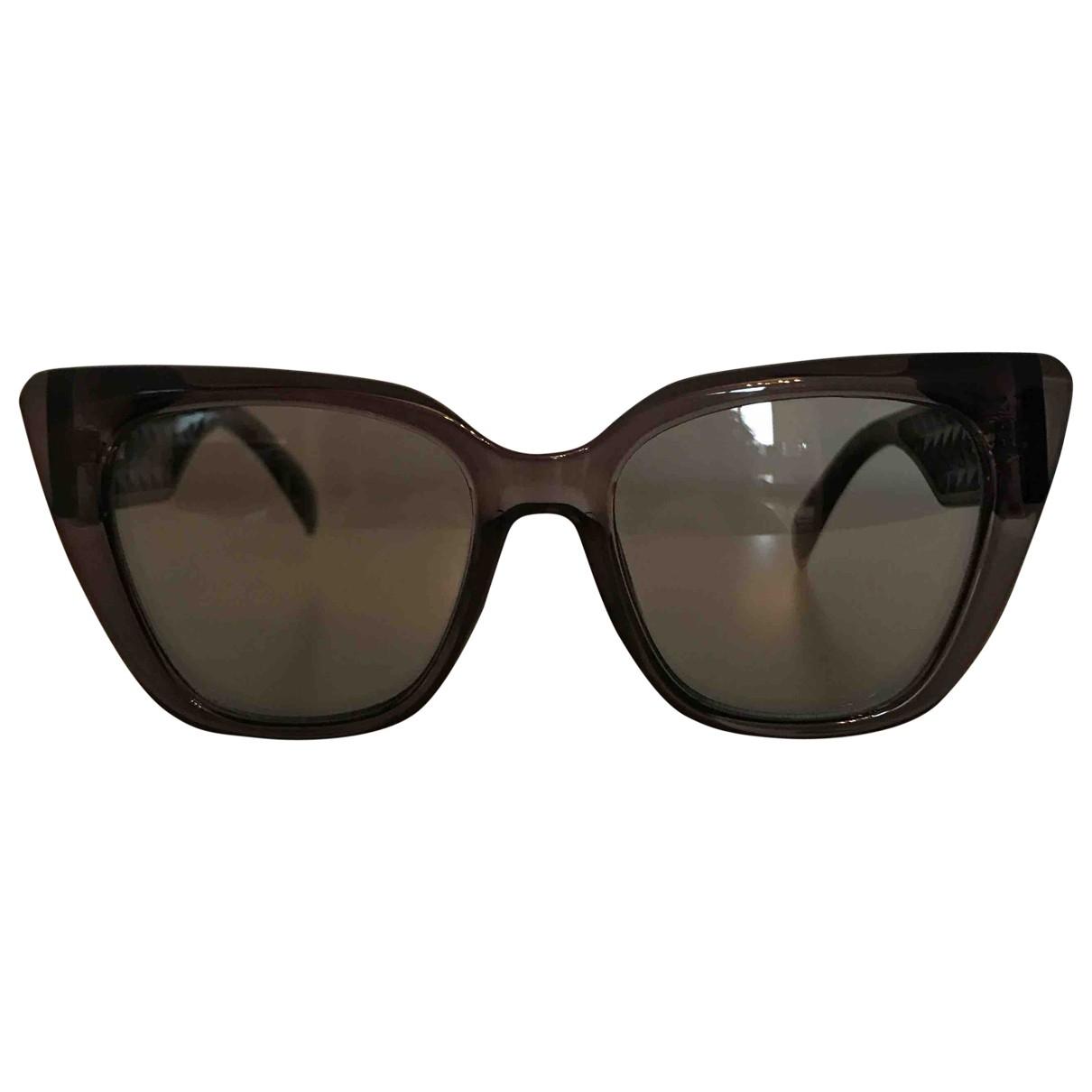 Gafas oversize Just Cavalli