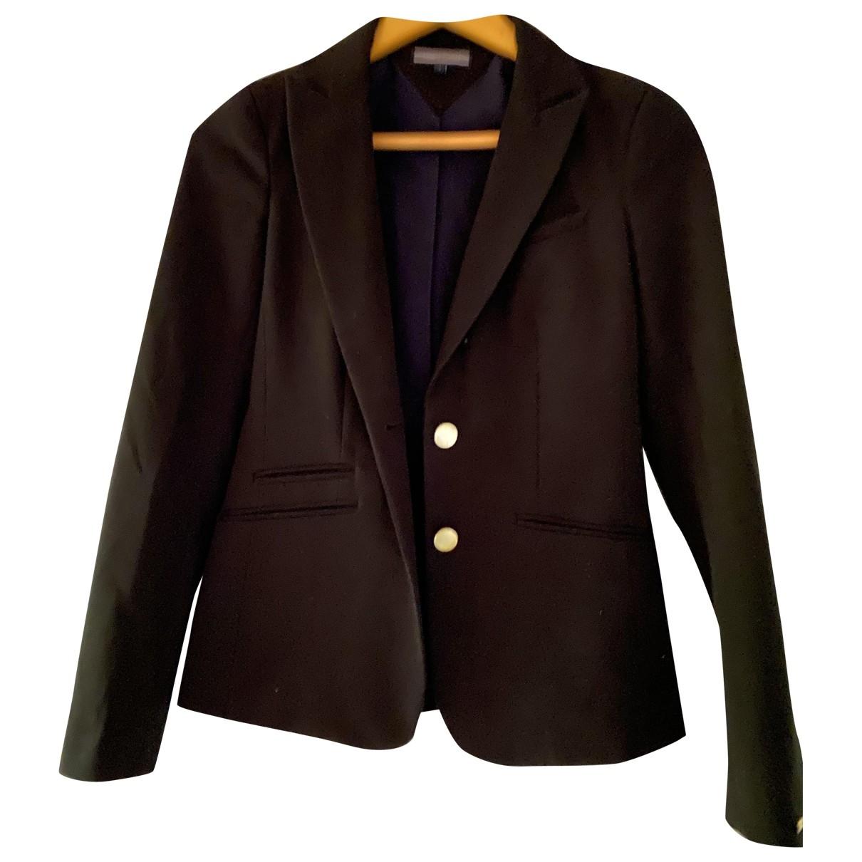 Tommy Hilfiger - Veste   pour femme en coton - noir