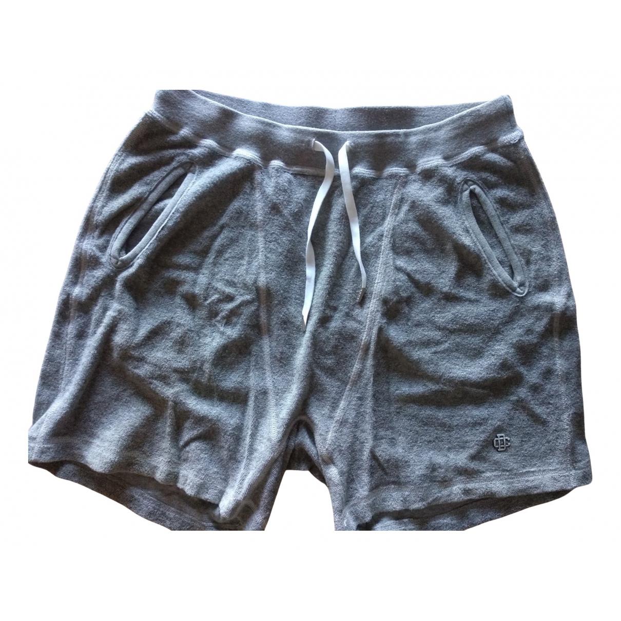 Dsquared2 \N Shorts in  Grau Baumwolle
