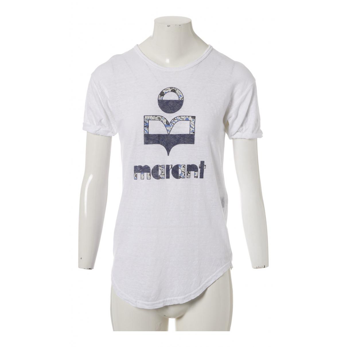 Isabel Marant \N White Cotton  top for Women XS International