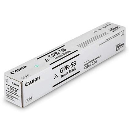 Canon GPR-58BK 2182C003 Original Black Toner Cartridge