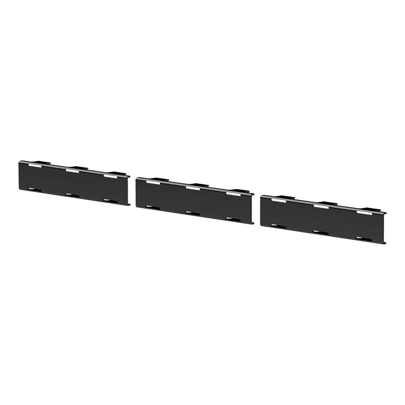 Aries 1501265 Plastic Black Plastic LED Light Covers for 30