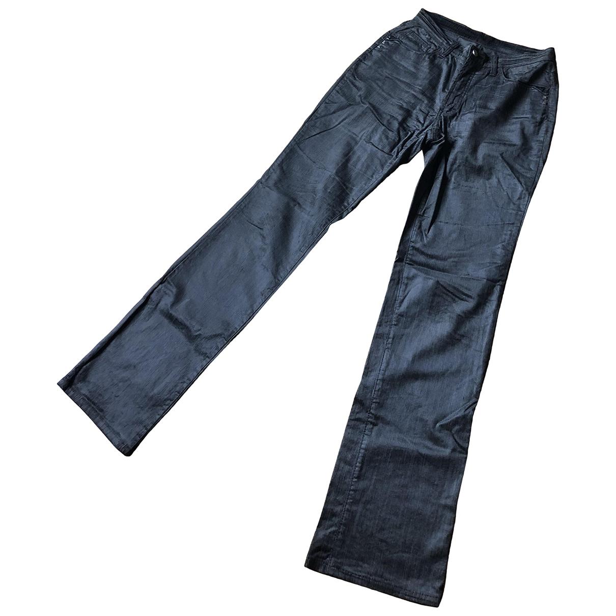 Trussardi \N Brown Jeans for Women 31 US