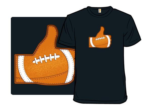 I Like Football T Shirt