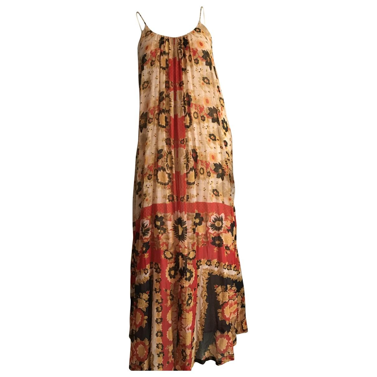 Mes Demoiselles ... \N Red Cotton dress for Women 34 FR