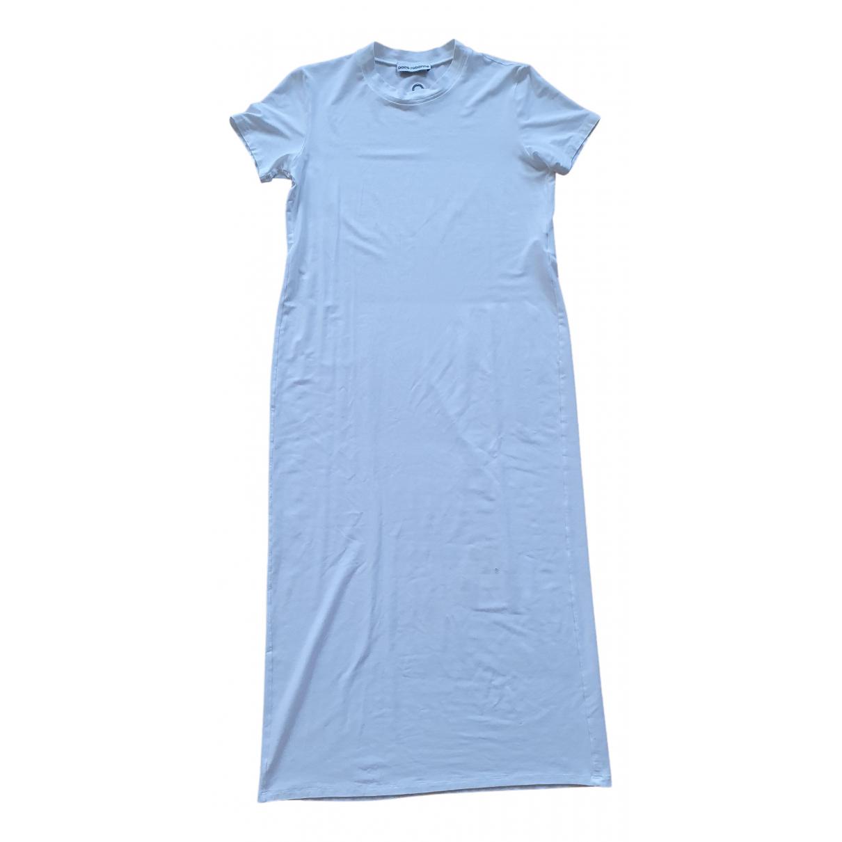 Paco Rabanne N White dress for Women 36 FR