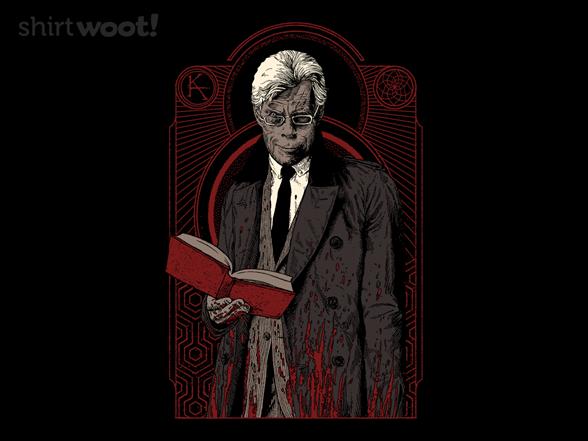 King Of Horror T Shirt