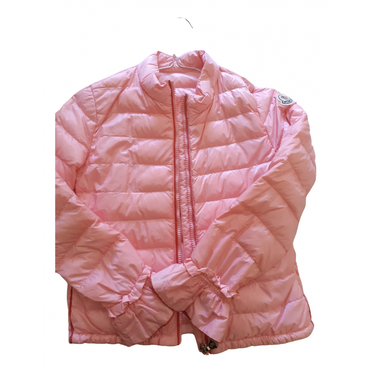 Moncler N Pink jacket & coat for Kids 10 years - up to 142cm FR