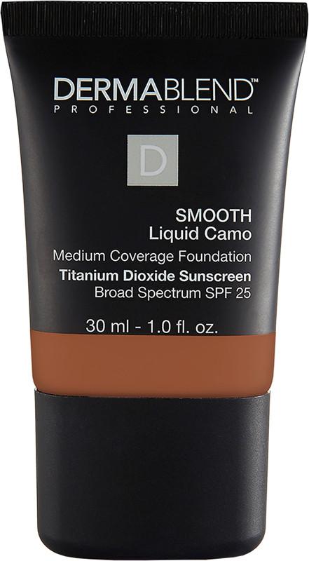Smooth Liquid Camo Foundation - 80N Cinnamon