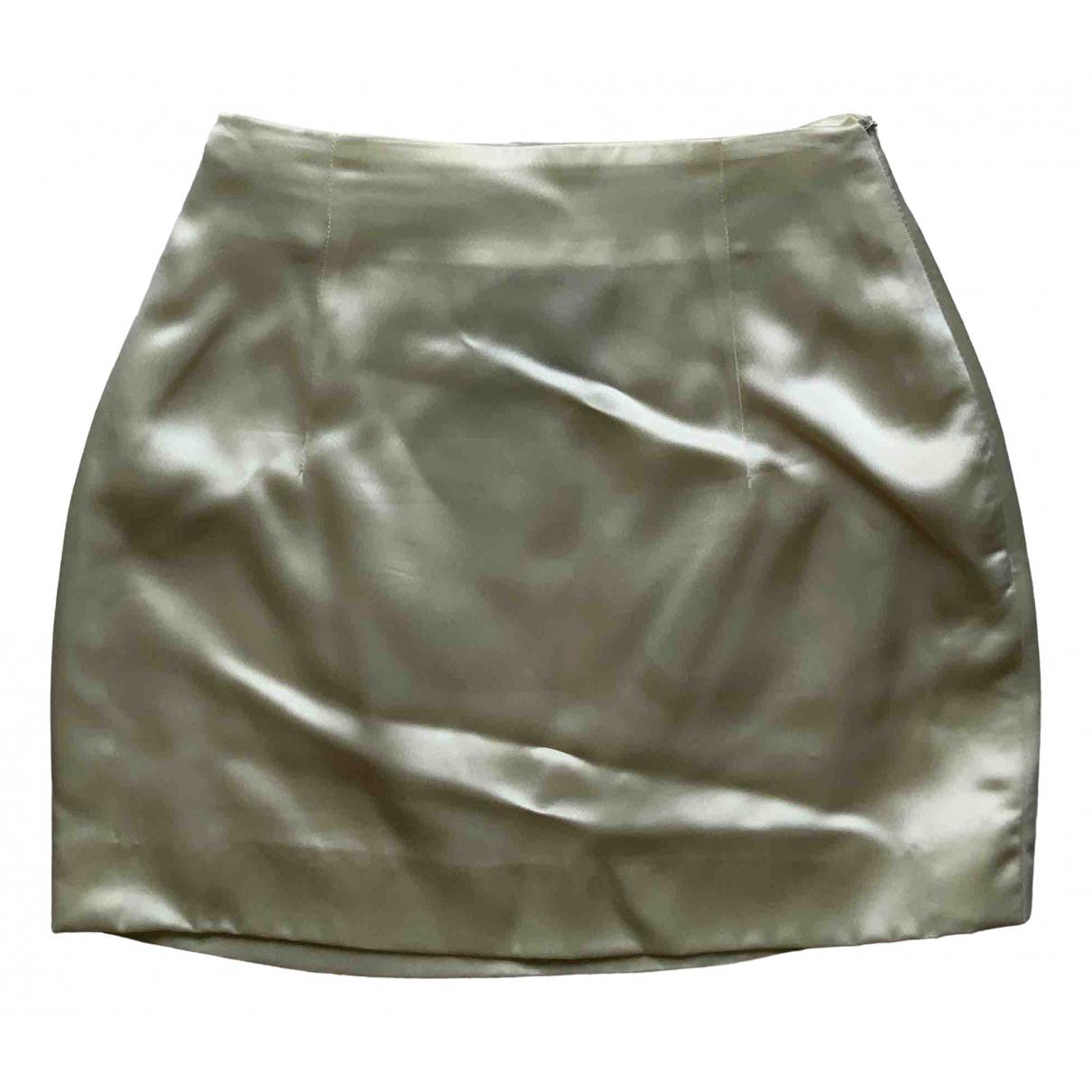 Moschino Cheap And Chic \N Ecru skirt for Women 10 US