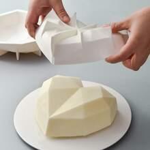 1 Stueck Herz formige Kuchenform