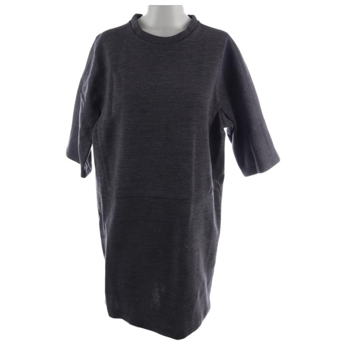 Marni - Robe   pour femme en laine - gris