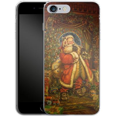 Apple iPhone 6 Plus Silikon Handyhuelle - Myles Pinkeney - Christmas Presence von TATE and CO