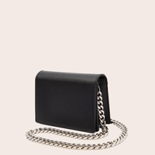 Minimalist Chain Crossbody Bag