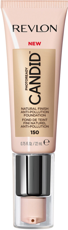 PhotoReady Candid Natural Finish Anti-Pollution Foundation - Creme Brulee 150