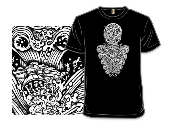 Lost Civilization T Shirt