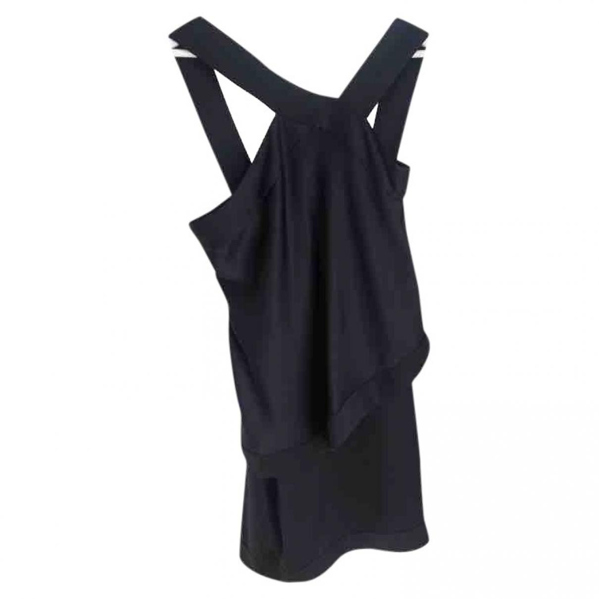 Fendi - Robe   pour femme en soie - noir