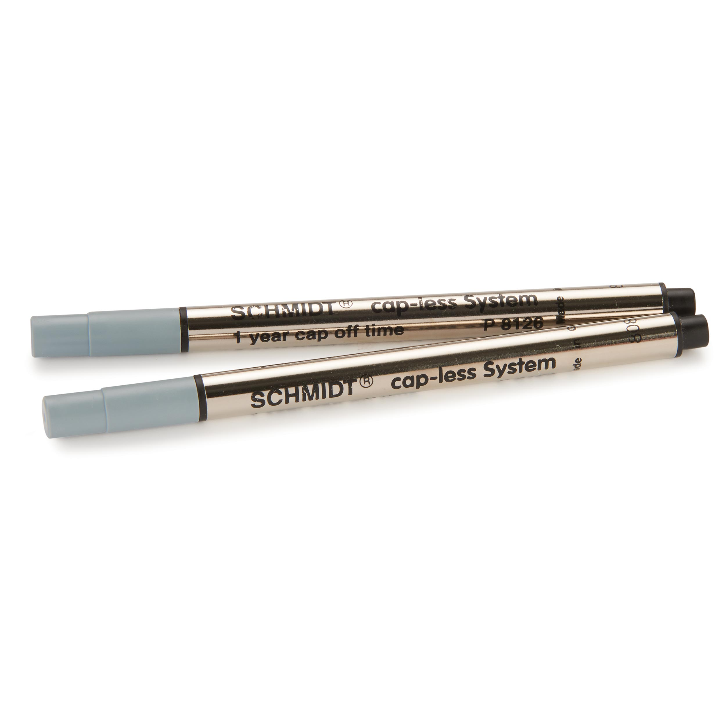 Mini Schmidt? Rollerball Refill for Attraction Magnetic Rollerball Pen Kit - Black 2-Piece