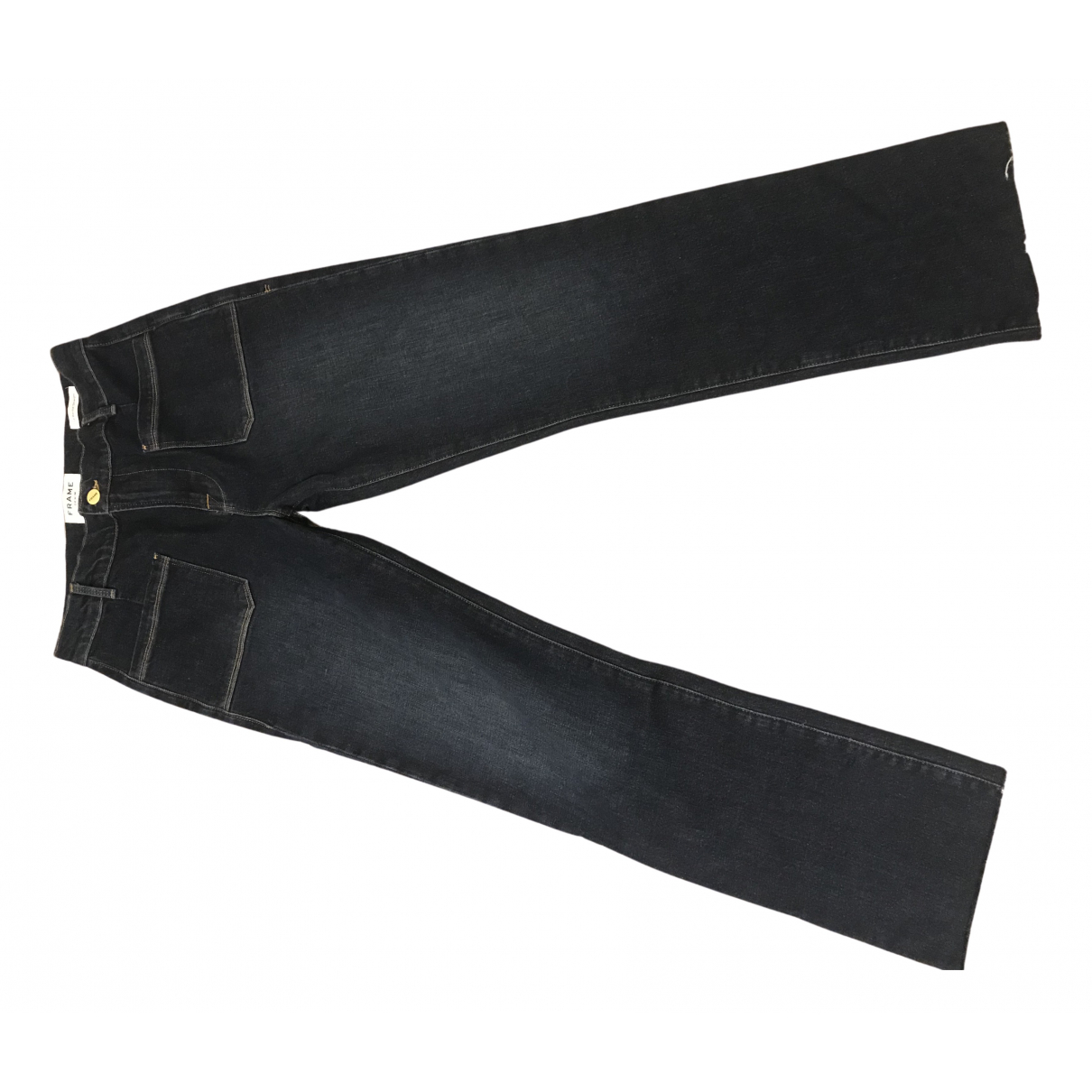 Frame Denim N Blue Denim - Jeans Jeans for Women 26 US