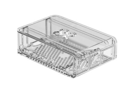 Okdo Pi 4 Slide Series, Clear Case