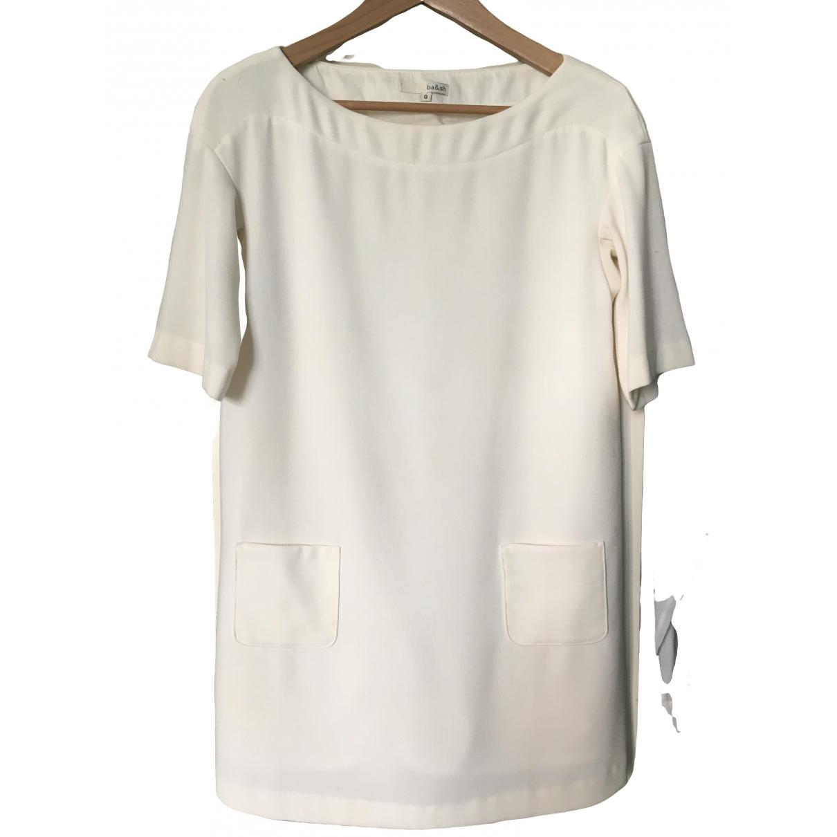 Ba&sh \N Ecru dress for Women 36 FR