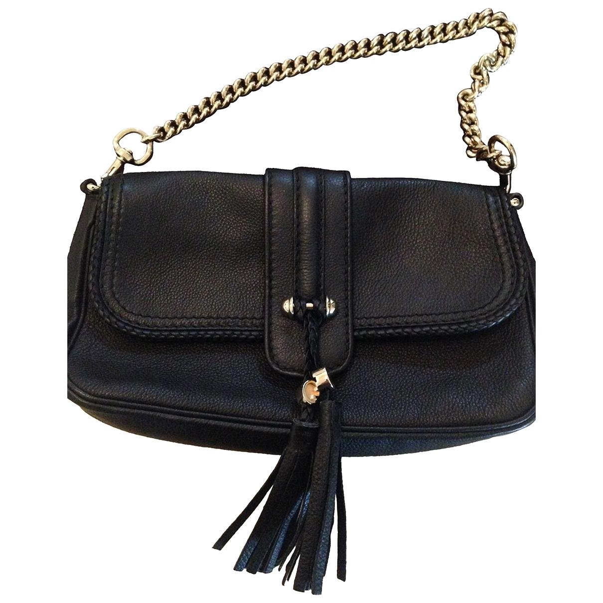 Gucci Marrakech Black Leather handbag for Women \N