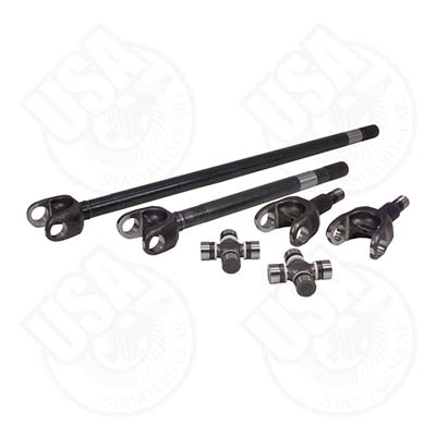 Ford Replacement Axle Kit Bronco and F150 Dana 44 4340 Chrome Moly USA Standard Gear ZA W24134