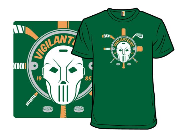 Vigilanteers T Shirt
